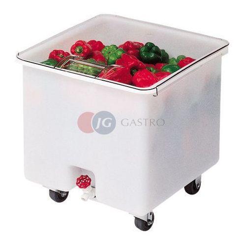 Pojemnik jezdny na świeże warzywa i owoce 121 l cc32/148 marki Cambro
