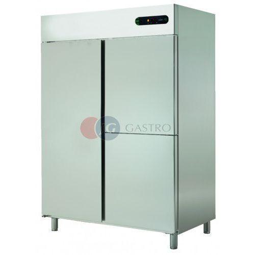 Szafa mroźnicza 1+2x1/2 drzwi 1400 l ECN-1403 (szafa chłodnicza)