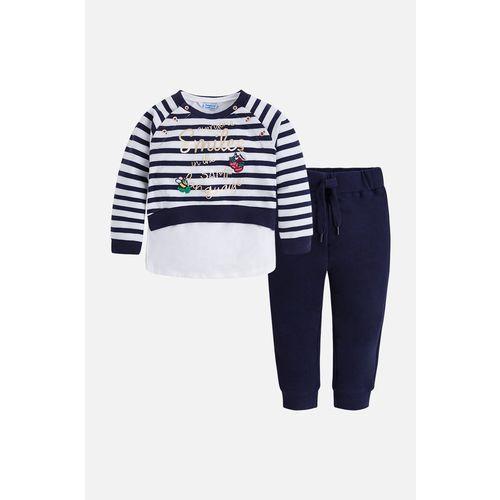 Mayoral - komplet dziecięcy (bluza + spodnie) 98-134 cm
