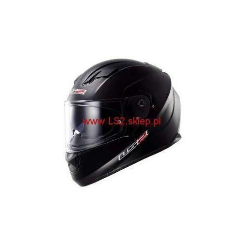 Kask ff320 stream solid matt black blenda - nowość roku! marki Ls2