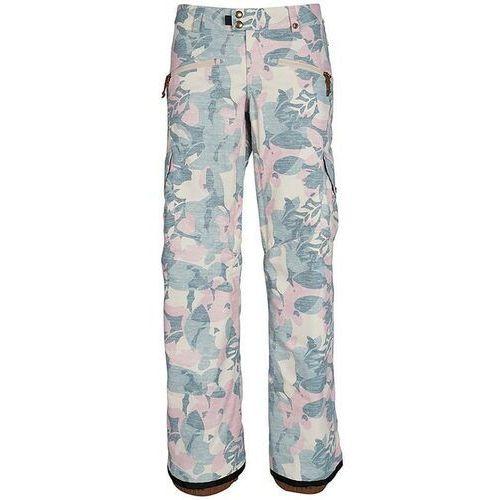 686 Spodnie - mistress insl cargo pnt camo leaf (camo) rozmiar: xs