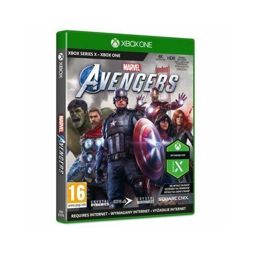 Gra XBOX ONE Marvels Avengers (5021290085176)