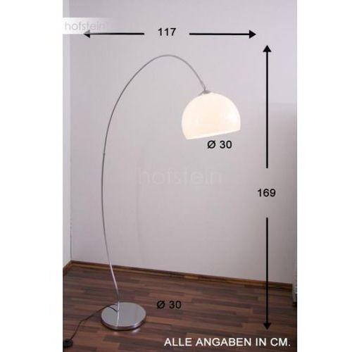 Wofi SANDER lampy stojące Chrom, Biały, 1-punktowy (4003474260112)