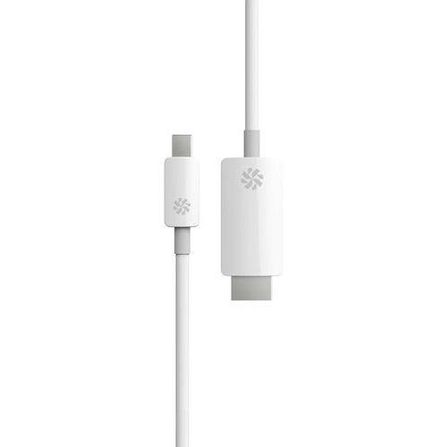 Kanex przejściówka Mini DisplayPort - 4K HDMI z obsługą audio (2m)