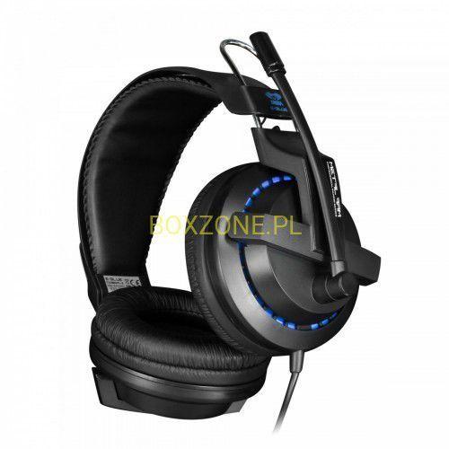Słuchawki E-Blue Cobra X 951 (EHS951BKAA-IY) Darmowy odbiór w 19 miastach!