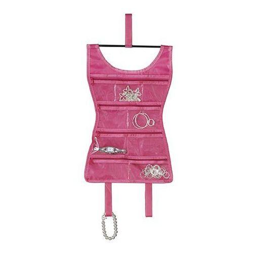 Organizer biżuterii sukienka mini różowa marki Umbra