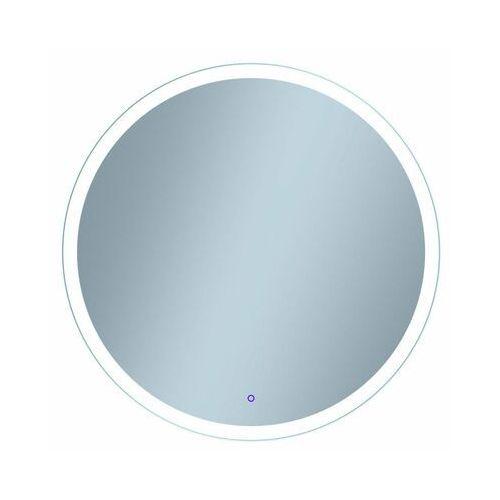 Lustro z wbudowanym oświetleniem ring led 80 x 80 marki Venti