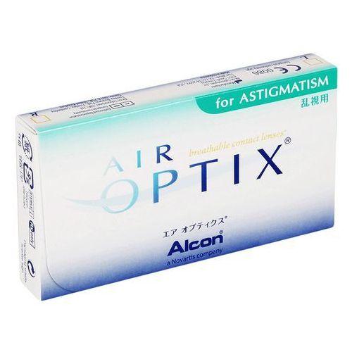 Air optix for astigmatism 3 sztuki marki Ciba vision