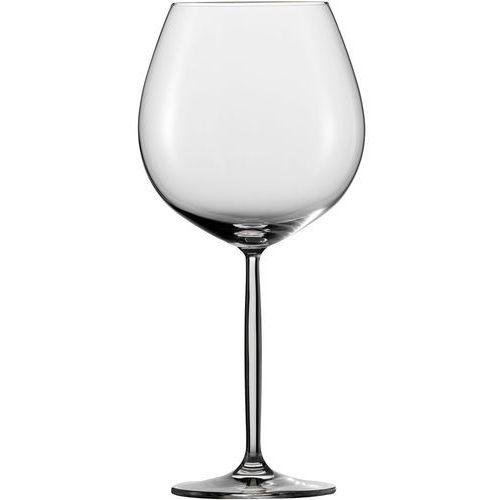 Duże kieliszki do wina czerwonego burgund diva 6 sztuk (sh-8015-140-6) marki Schott zwiesel