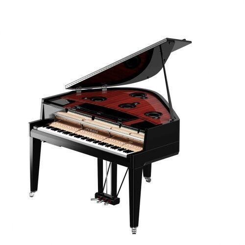 n 3 x avant grand pianino hybrydowe marki Yamaha