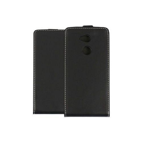 Sony Xperia XA2 Ultra - etui na telefon Forcell Slim Flexi - czarny, kolor czarny