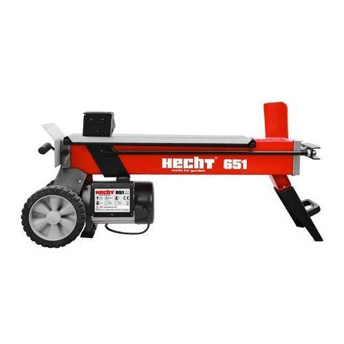 Hecht czechy Łuparka do drewna hydrauliczna elektryczna pozioma rębak hecht 651 nacisk 5 ton - oficjalny dystrybutor - autoryzowany dealer hecht - ewimax