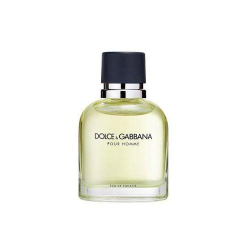 Dolce & Gabbana Pour Homme 125ml edt Tester (3423473026785)