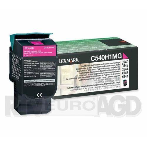 Lexmark C540H1MG - produkt w magazynie - szybka wysyłka!, kup u jednego z partnerów
