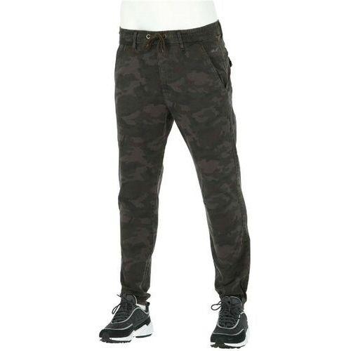 spodnie REELL - Reflex 2 Black Camo (BLACK CAMO) rozmiar: S normal, 1 rozmiar