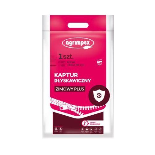 Agrimpex Kaptur ochronny z zamkiem błyskawicznym 100x140 cm 1 szt