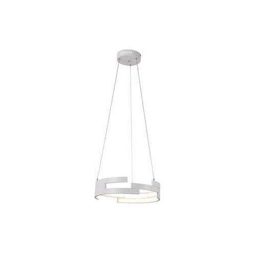 Reality Lampa wisząca zwis natalia 1x30w led biała 327201-01 (5906737309759)