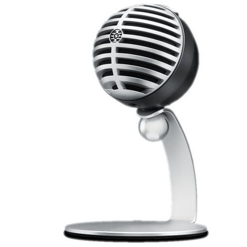 Shure Motiv MV5 Grey mikrofon pojemnościowy USB/Lightning (szary)