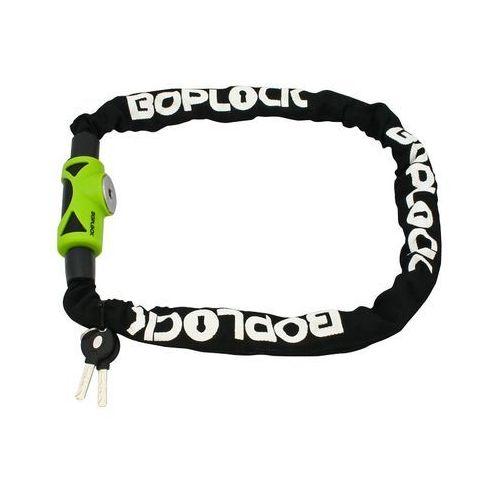 Boplock Zapięcie rowerowe  ty756 chain lock 1000 x 8 mm czarny