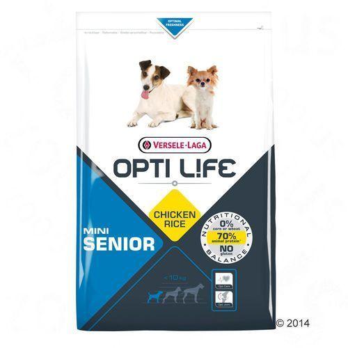 Versele laga Versele-laga senior mini dla starszych psów ras małych drób 2,5 kg- rób zakupy i zbieraj punkty payback - darmowa wysyłka od 99 zł (5410340311592)