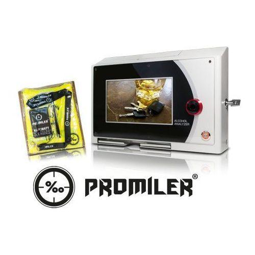 Stacjonarny Alkomat PROMILER ADB - 9-calowy LCD