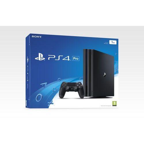 Konsola Sony PlayStation 4 PRO 1TB - OKAZJE