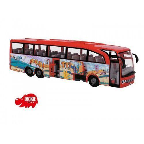 DICKIE Autobus turystyczny Czerwony, 3745005_C (6424646)