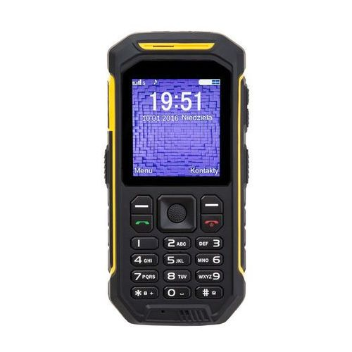 outdor wt2 dual sim | pl | walkie-talkie | faktura 23% | gwarancja 24m marki Telefunken