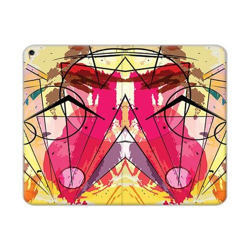 Etuo flex book fantastic Apple ipad air (2019) - etui na tablet flex book fantastic - abstract