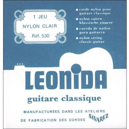 Savarez (656102) 530 struna do gitary klasycznej leonida - h2