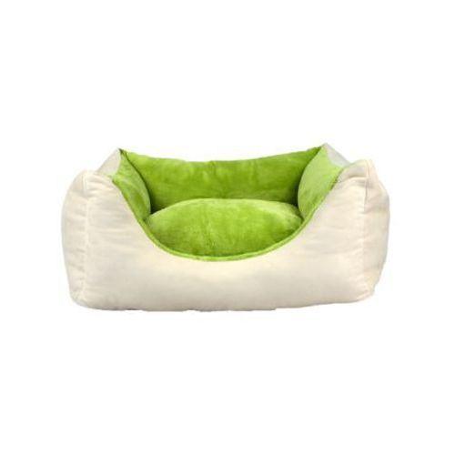 Kanapa XXL, alcantara - green