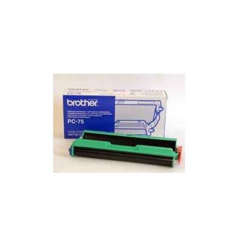 Kaseta + folia PC-75 Brother Fax-T102 T104 T106