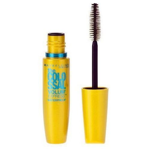 Maybelline Mascara Colossal Volum Waterproof Black 10ml W Tusz do rzęs Odcień Black