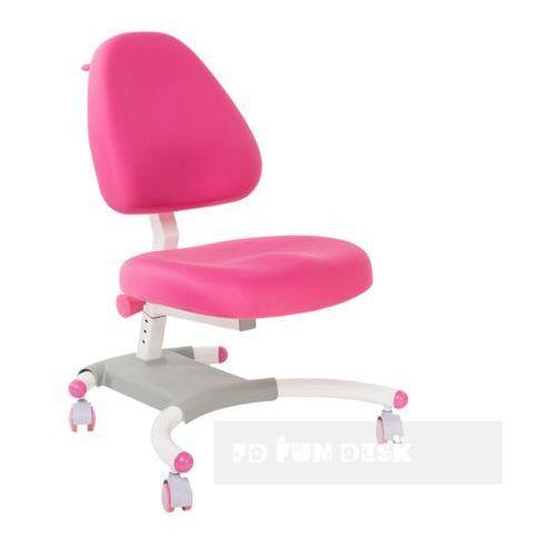 Ottimo pink - ergonomiczne krzesełko ortopedyczne z regulacją wysokości - złap rabat: kod30 marki Fundesk