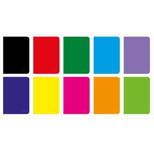 Brulion rainbow a4/96k. kratka 9563982 marki Herlitz