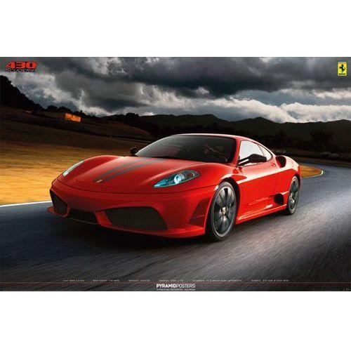 Ferrari f430 scuderia - plakat, marki Gf