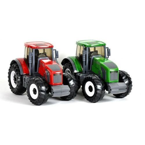 Traktor gigant 1:16 zielony marki Teama toys