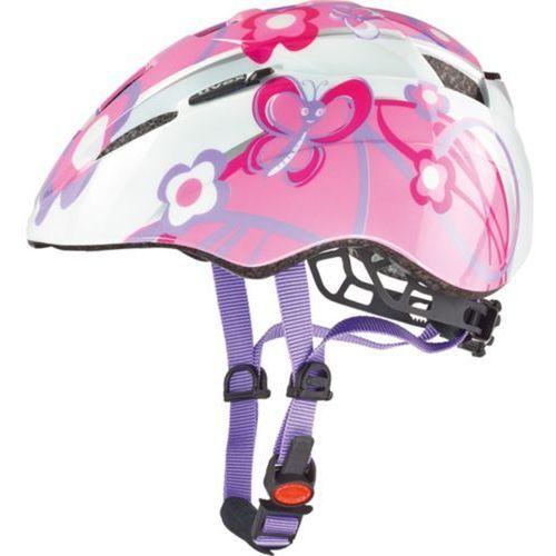 Uvex uniseks dziecięcy kask rowerowy II, wielokolorowa, 46-52 (4043197272542)