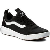 Vans Sneakersy - ultrarange rapidw vn0a3mvuy28 black/white