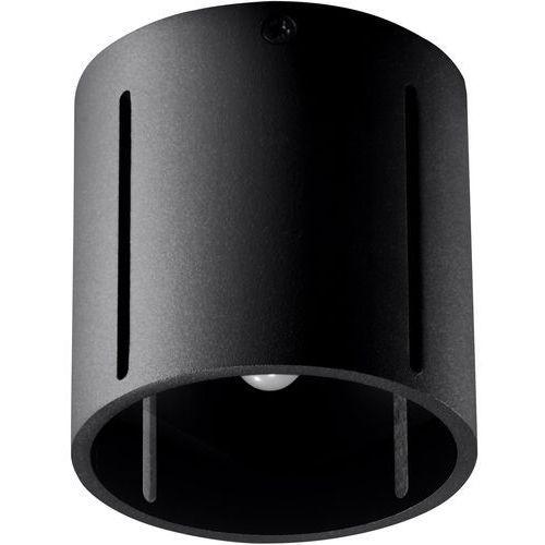 Sollux lighting Plafon inez czarny (5902622428550)