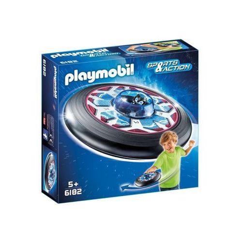 Playmobil Frisbee z kosmitą 6182 - BEZPŁATNY ODBIÓR: WROCŁAW!