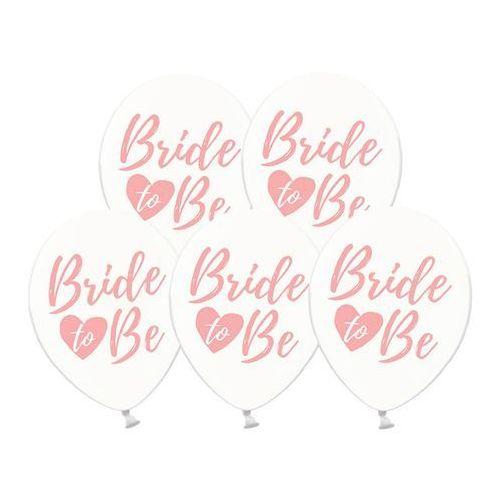 Twojestroje.pl Balon bride to be przezroczysty 30cm 1szt (5902230763708)