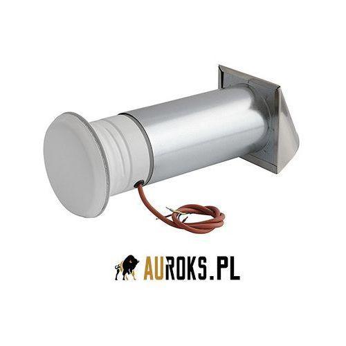 Darco Nawietrzak okrągły z grzałką bl. chromoniklowa fi 150