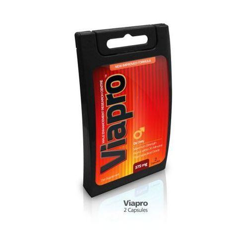 Viapro, bez recepty - pewny efekt - 2 kaps. z kategorii Potencja - erekcja