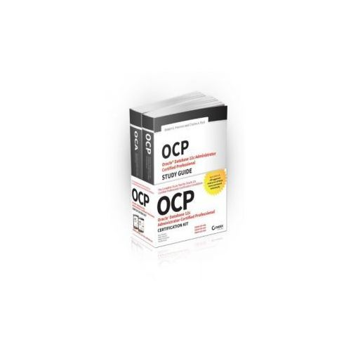 OCP Oracle Certified Professional on Oracle 12c Certification Kit (9781118957684)
