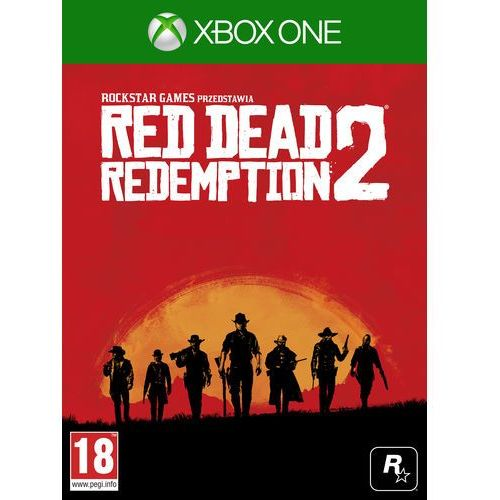 OKAZJA - Red Dead Redemption 2 (Xbox One)
