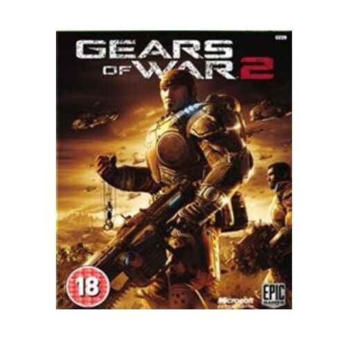 Gears of War 2 (Xbox 360) - OKAZJE