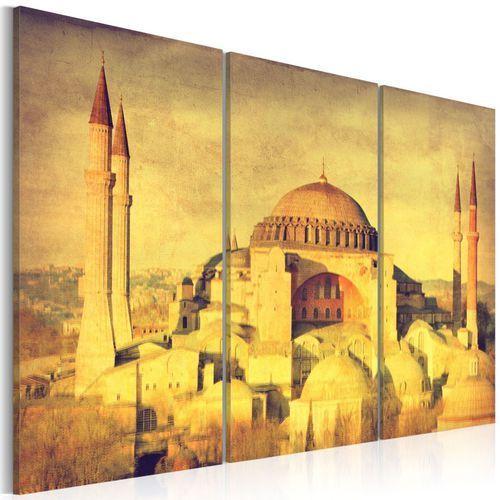 Obraz - Inspiracja Orientem w wersji retro, kup u jednego z partnerów