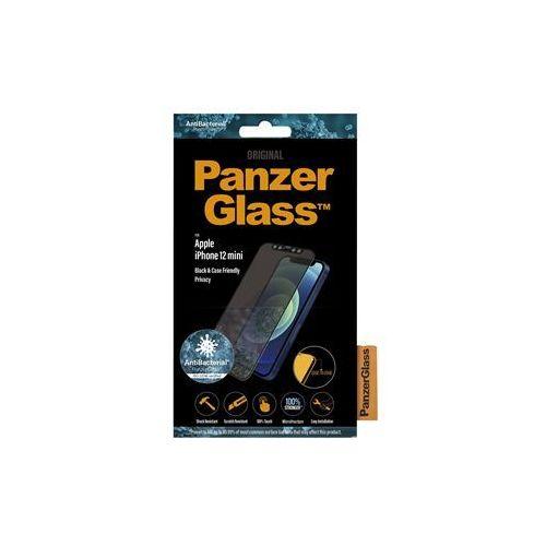 apple for iphone 12 mini glass black privacy glass marki Panzerglass