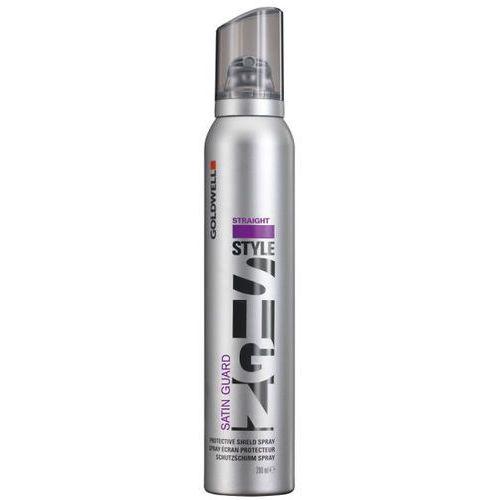 stylesign straight satin guard | wygładzający spray do włosów - 200ml marki Goldwell